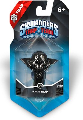 Skylanders Trap Team: Kaos Trap (Armadilha Kaos)