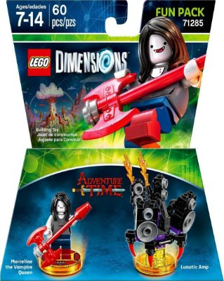 Adventure Time Marceline the Vampire Queen Fun Pack - LEGO Dimensions
