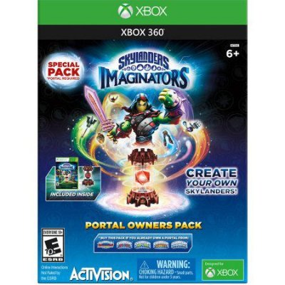Skylanders Imaginators Portal Owners Pack - Xbox 360