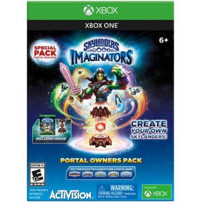 Skylanders Imaginators Portal Owners Pack - Xbox One