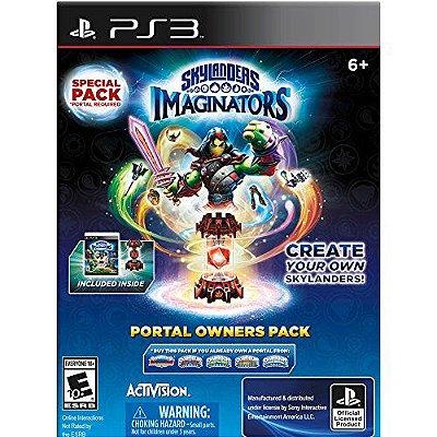 Skylanders Imaginators Portal Owners Pack - PS3