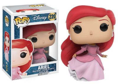 Funko Pop Disney 220 The Little Mermaid - Ariel Pequena Sereia