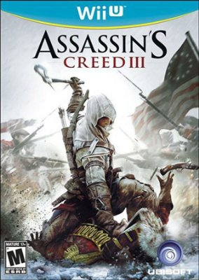 Assassin's Creed III Creed 3 - Wii U