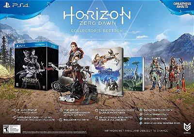 Horizon Zero Dawn Collector's Edition - PS4