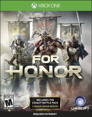 For Honor Limited Edition - Xbox One - Português