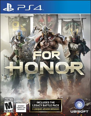 For Honor Limited Edition - PS4 - Português