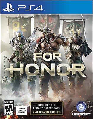 For Honor Limited Edition - PS4 - Português