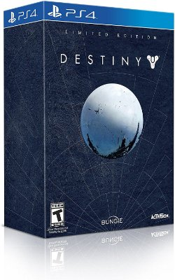 Destiny Limited Edition - PS4