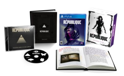 République Contraband Edition - PS4