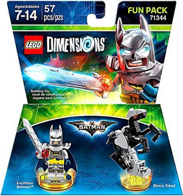 Lego Batman Movie Fun Pack - LEGO Dimensions