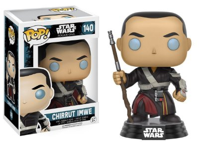 Funko Pop Star Wars 140 Rogue One Chirrut Imwe