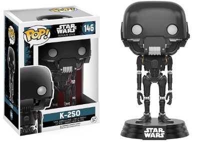 Funko Pop Star Wars 146 Rogue One K-2SO