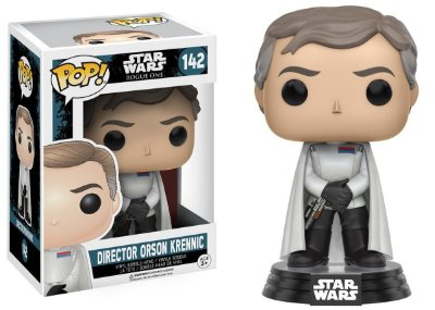 Funko Pop Star Wars 142 Rogue One Director Orson Krennic