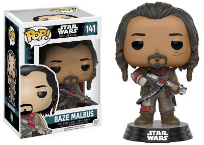 Funko Pop Star Wars 141 Rogue One Baze Malbus