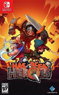 Has Been Heroes - Switch