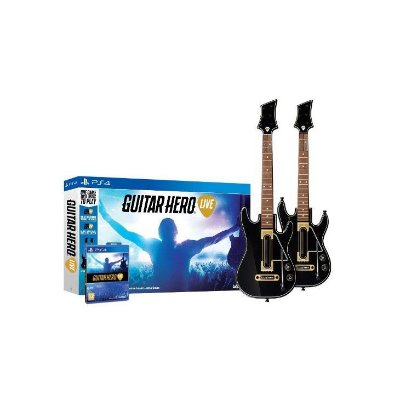 Guitar Hero Live Guitar Bundle c/ 2 Guitarras - PS4