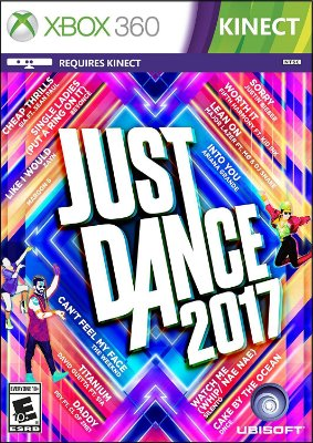Just Dance 2017 Kinect - Xbox 360