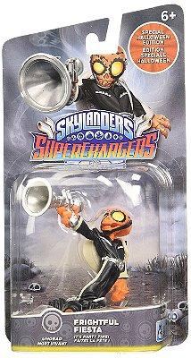 Skylanders Superchargers Drivers Frightful Fiesta Halloween