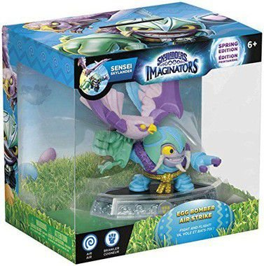 Skylanders Imaginators Egg Bomber Air Strike Sensei
