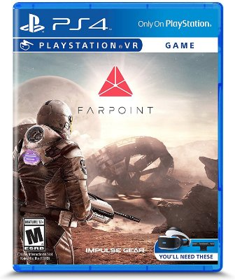 PSVR Farpoint - PS4 VR