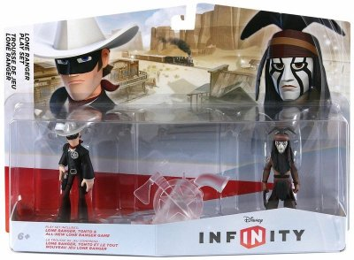 Disney Infinity Play Set Lone Ranger
