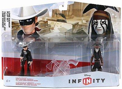 Disney Infinity Play Set Lone Ranger