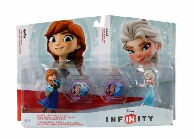 Disney Infinity Frozen Toy Box Set Anna e Elza