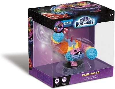 Skylanders Imaginators Sensei Painyatta Pain-Yatta