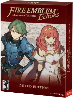 Fire Emblem Echoes: Shadows of Valentia Limited Edition - 3DS