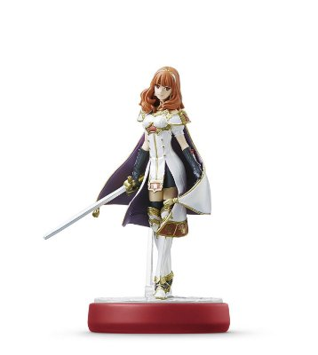 Amiibo Celica - Fire Emblem Collection