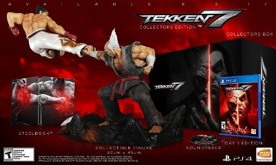 Tekken 7: Collector's Edition - PS4