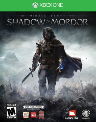 Middle-Earth Shadow of Mordor - Xbox One
