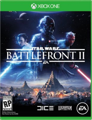 Star Wars Battlefront II - Xbox One + Mousepad Battlefront II