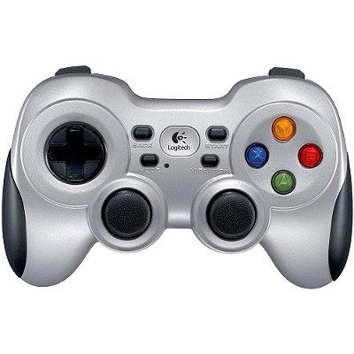 Controle de Jogo Logitech F710 Gamepad - PC
