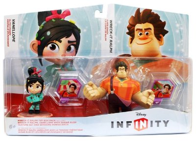 Disney Infinity Detona Ralph Wreck-It-Ralph Toy Box Pack