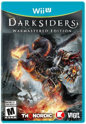 Darksiders Warmastered Edition - Wii U