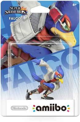 Amiibo Falco - Super Smash Bros Series
