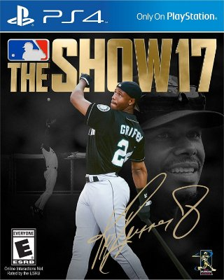 MLB The Show 17 - PS4