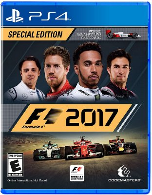 Formula 1 F1 2017 Special Edition - PS4
