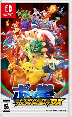 Pokken Tournament Dx Pokemon - Switch