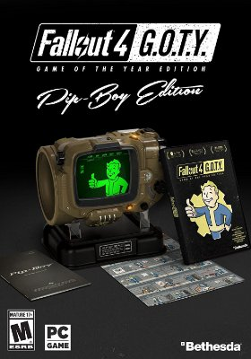 Fallout 4: Game of The Year Pip-Boy Edition - PC