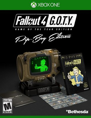 Fallout 4: Game of The Year Pip-Boy Edition - Xbox One