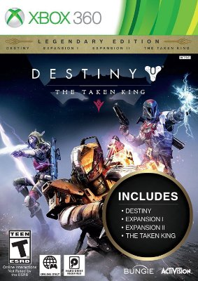 Destiny The Taken King Legendary Edition - Xbox 360