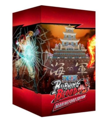 One Piece Burning Blood Marineford Edition - PS4