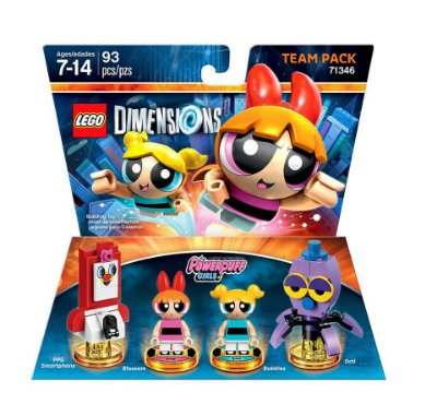 Powerpuff Girls Team Pack - LEGO Dimensions