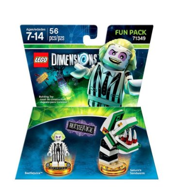 Beetlejuice Fun Pack - LEGO Dimensions