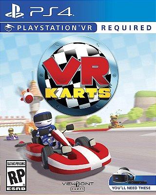 VR Karts - PS4 VR
