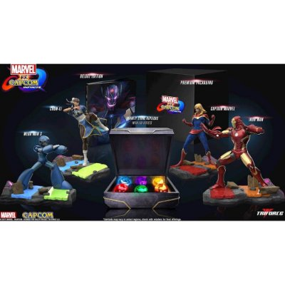 Marvel vs. Capcom: Infinite Collectors Edition - PS4