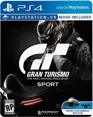 Gran Turismo Sport Limited Edition c/ VR Mode - PS4