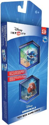 Disney Infinity Originals 2.0 Toy Box Game Disc